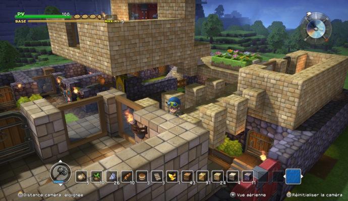 Dragon Quest Builders -une idée de ce qu'on peut faire (4)
