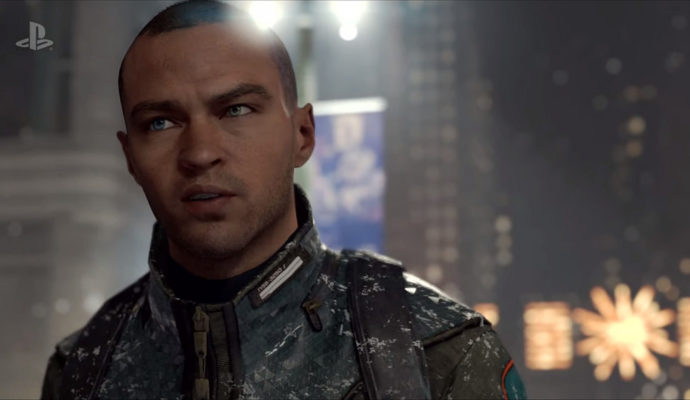 Jesse Williams Quantic Dream