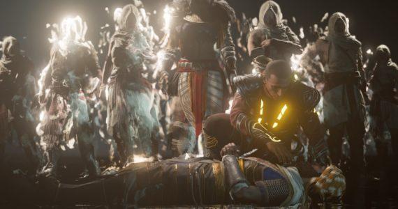Assassin's Creed Origins - DLC - The Hidden Ones