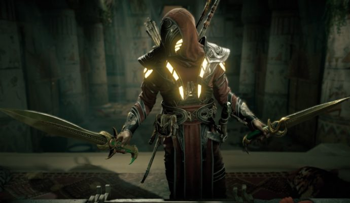Assassin's Creed Origins - The Hidden Ones DLC