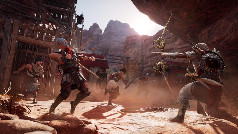 The Hiddens Ones - DLC Assassin's Creed Origins