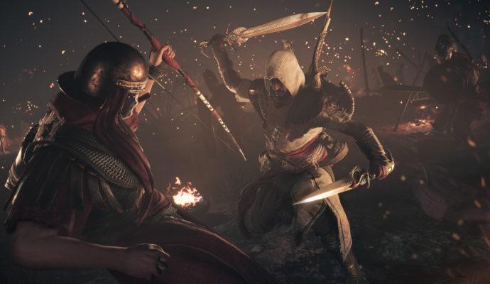 À l'aube de l'E3 2018, Assassin's Creed Odyssey fuite ...