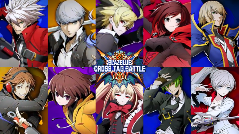 BlazBlue: Cross Tag Battle MeP