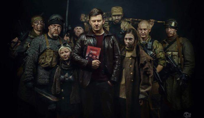 Dmitry Glukhovsky roman Métro