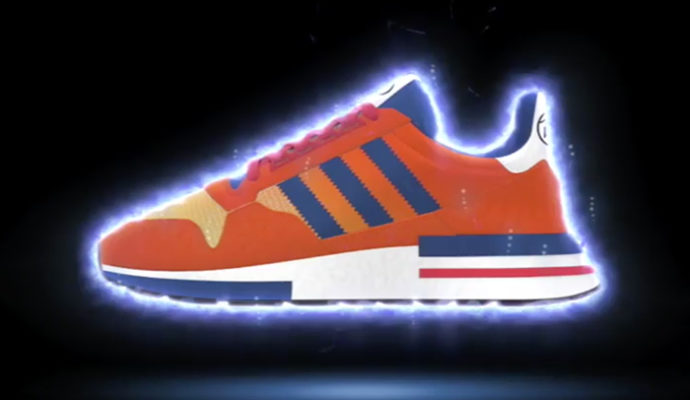 Chaussure Adidas X Dragon Ball