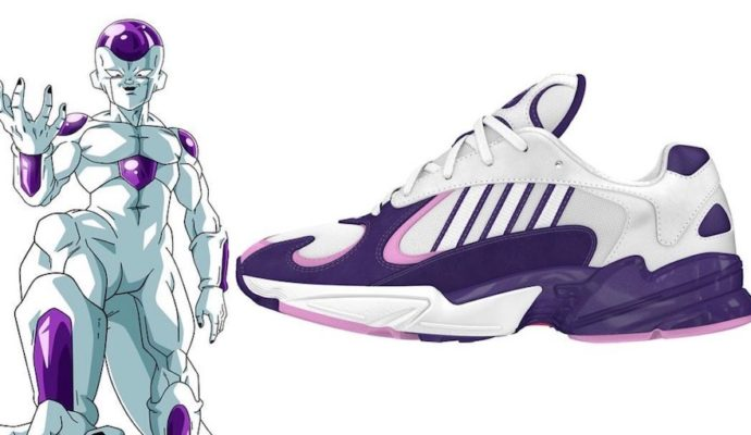 Chaussure Adidas X Dragon Ball Freezer
