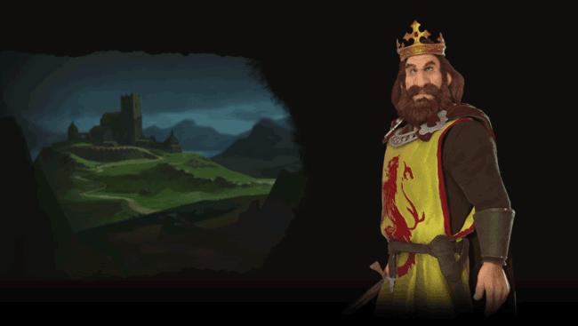 Civilization VI – Rise and Fall MeP Ecosse