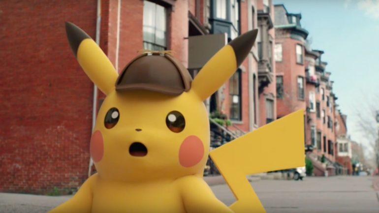 Détective Pikachu cinématique