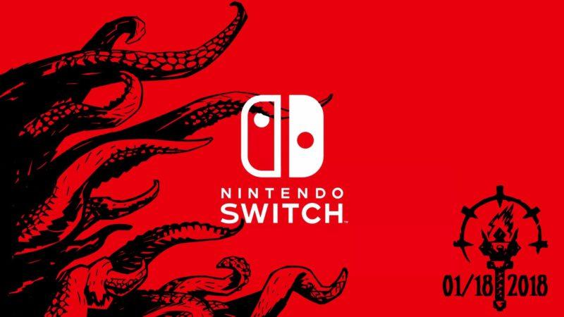 Darkest Dungeon Switch date sortie