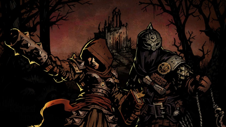 L'aventure débute le 18 janvier sur Switch — Darkest Dungeon