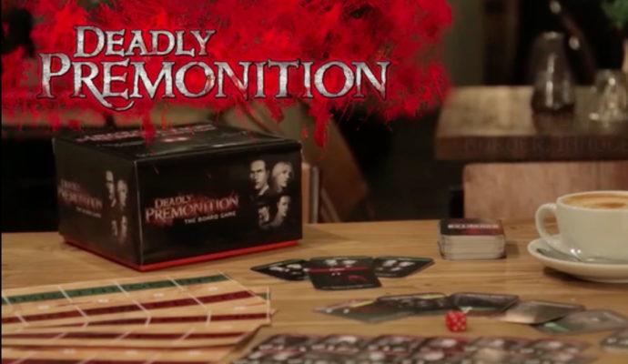 Deadly Premonition le jeu tiré du jeu