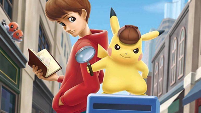 Detective Pikachu et Tim