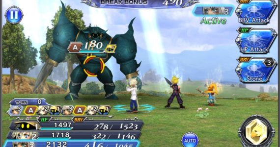 Dissidia Final Fantasy: Opera Omnia boss
