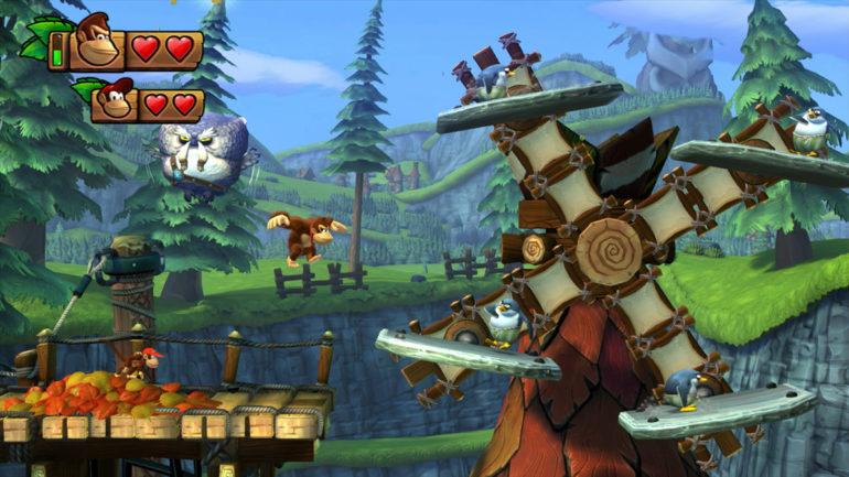 Donkey Kong: Tropical Freeze - MeP