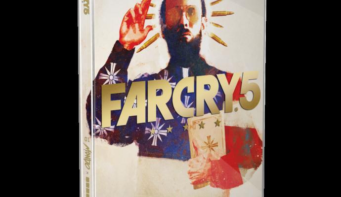 Far Cry 5 édition limitée Mondo recto