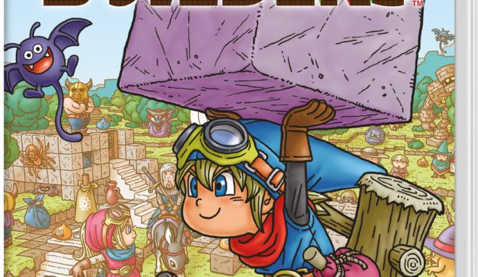 Dragon Quest Builders Jaquette
