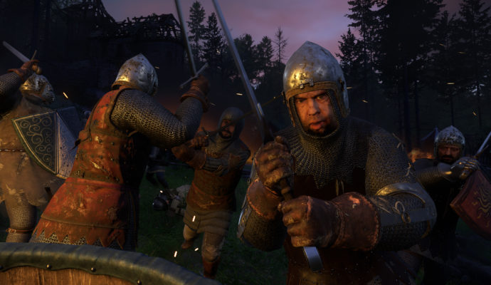 Kingdom Come: Deliverance combat