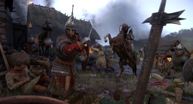 Kingdom Come: Deliverance la guerre