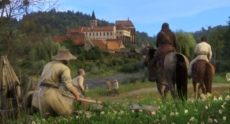 Kingdom Come: Deliverance Paysans