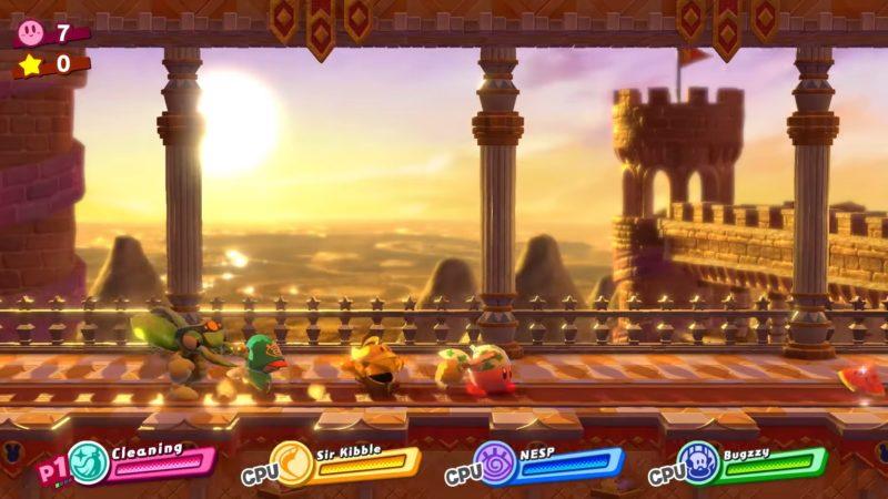Nintendo Direct Kirby Star Allies