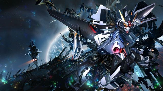 New Gundam Breaker MeP