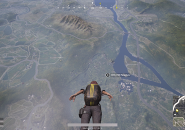 PlayerUnknown's Battlegrounds saut