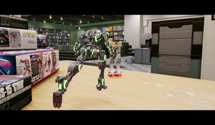 New Gundam Breaker - Naked Run