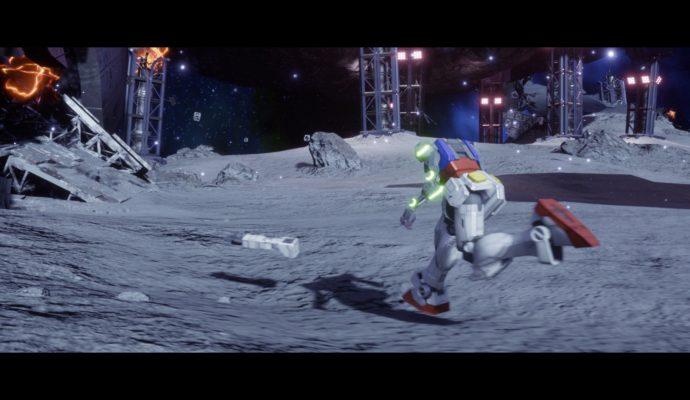 New Gundam Breaker - Moon