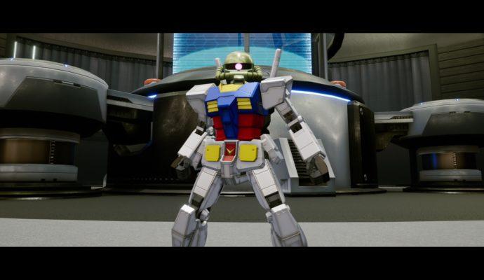 New Gundam Breaker - C'est trop swag!