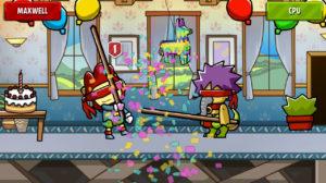 Scribblenauts Showdown Pinata