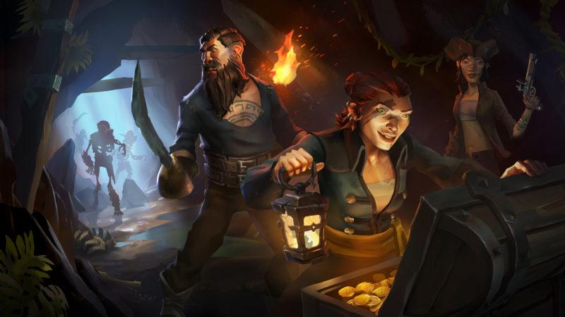 Sea of Thieves trésor