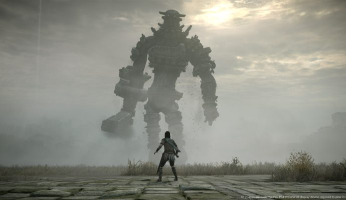 Shadow of the Colossus – Le héros face au colosse