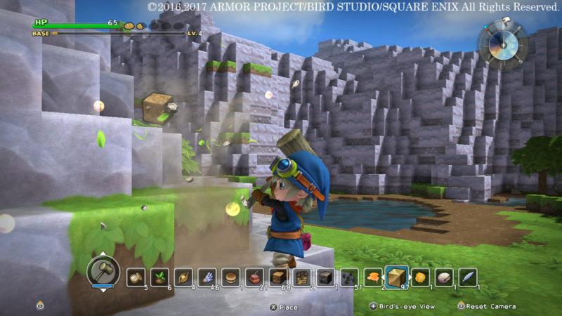 Dragon Quest Builders - Déconseillé aux mineurs