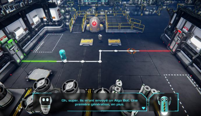 Algo Bot - animation
