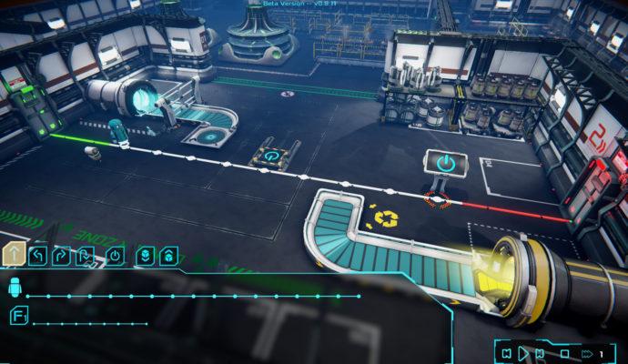 Algo Bot - niveau 1