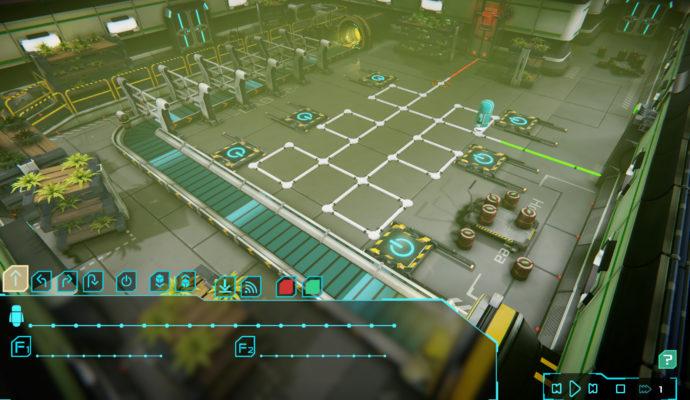 Algo Bot - Niveau vert 2