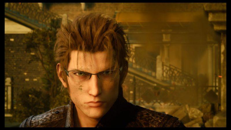 Test Final Fantasy XV : Épisode Ignis - Ignis portrait