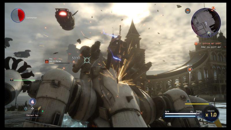 Test Final Fantasy XV : Épisode Ignis