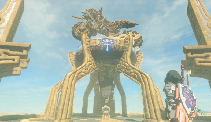 The Legend of Zelda: Breath of The Wild – DLC#2 : L'Ode aux Prodiges destrier de légende