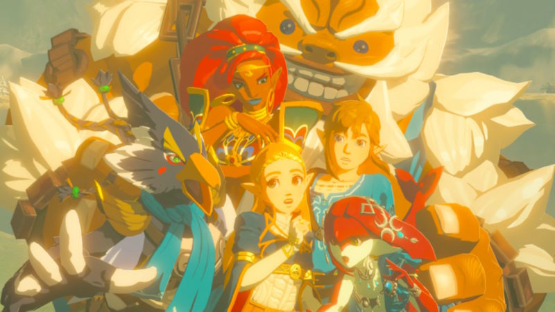 The Legend of Zelda: Breath of The Wild – DLC#2 : L'Ode aux Prodiges