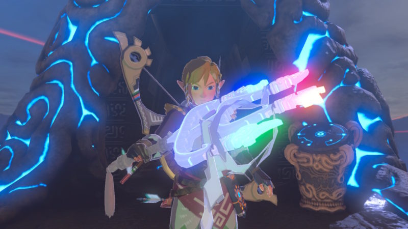 The Legend of Zelda: Breath of The Wild – DLC#2 : L'Ode aux Prodiges tétralame