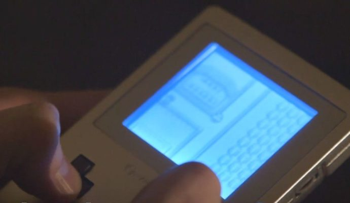 Ultra Game Boy in-game