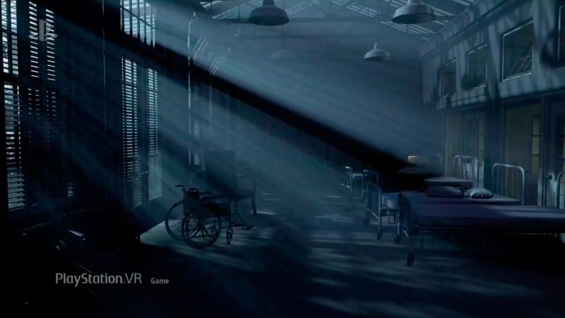 The Inpatient sanatorium