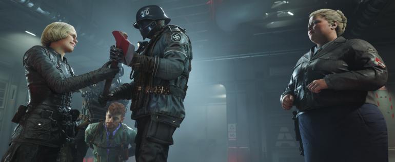Wolfenstein II: the New Colossus MeP
