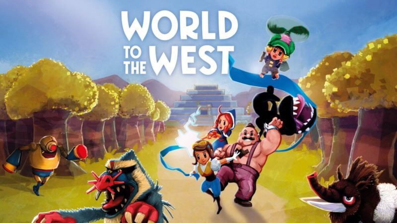 World to the West - MeP