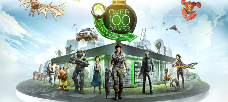Xbox Game Pass - MeP