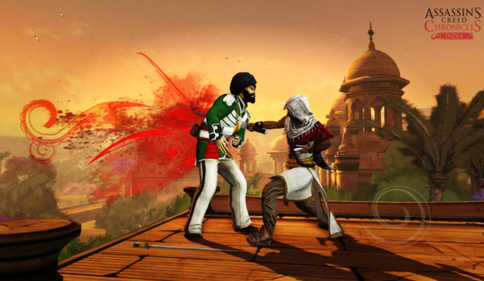 Games with Gold Assassin's Creed Chronicle India
