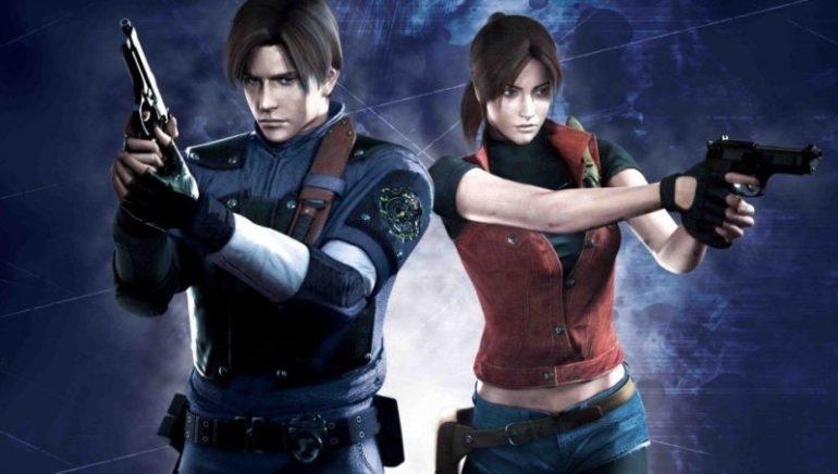 Resident Evil 2 Remake Léon