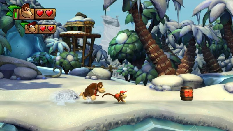 Nintendo Direct Donkey Kong Country Tropical Freeze