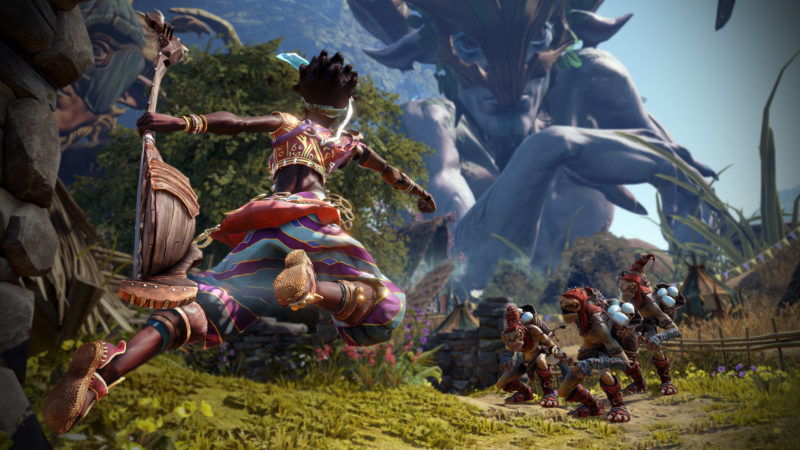 Fable legends le jeu annulé